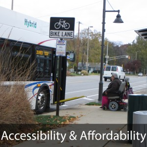 Accessibility and affordability